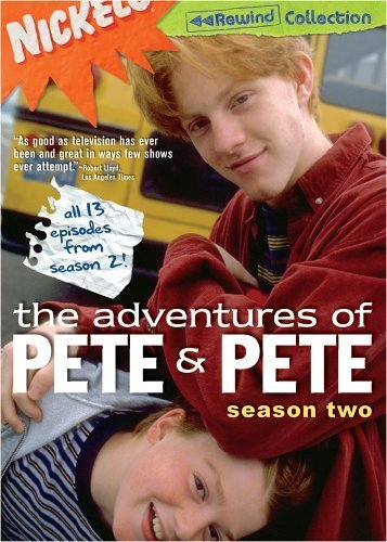 The Adventures of Pete  amp  Pete - old-school-nickelodeon PhotoPete And Pete