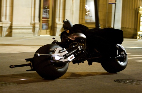 The BatPod - The Dark Knight