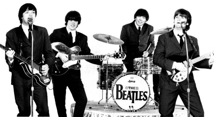 The Beatles Graphics And Comments