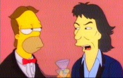 The Beatles on the Simpsons - the-beatles Photo
