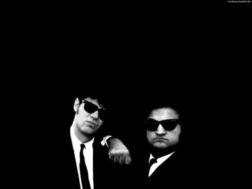80s Films wallpaper entitled The Blues Brothers