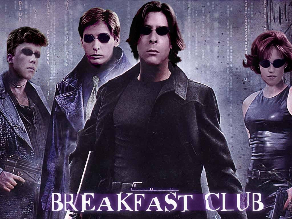 The Breakfast Club Matrix