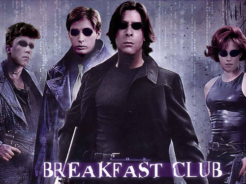 The Breakfast Club Matrix