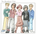 The Breakfast Club - the-breakfast-club fan art