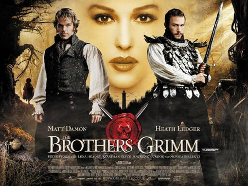 Heath Ledger wallpaper titled The Brothers Grimm