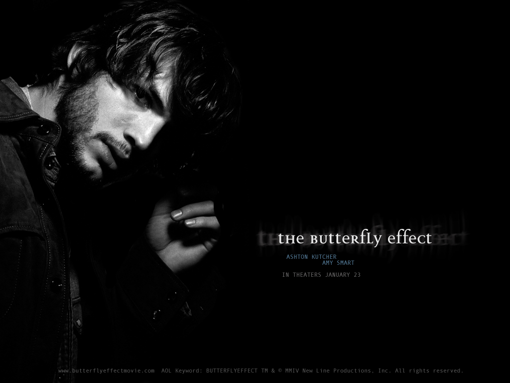 review of the film the butterfly effect Movie review january 23, 2004 film review a man with a past best forgotten goes to all lengths to ''the butterfly effect'' is staggeringly bad.