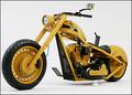 The CAT bike