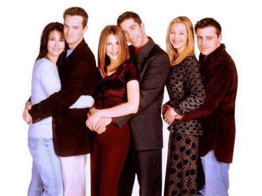 Friends The Cast