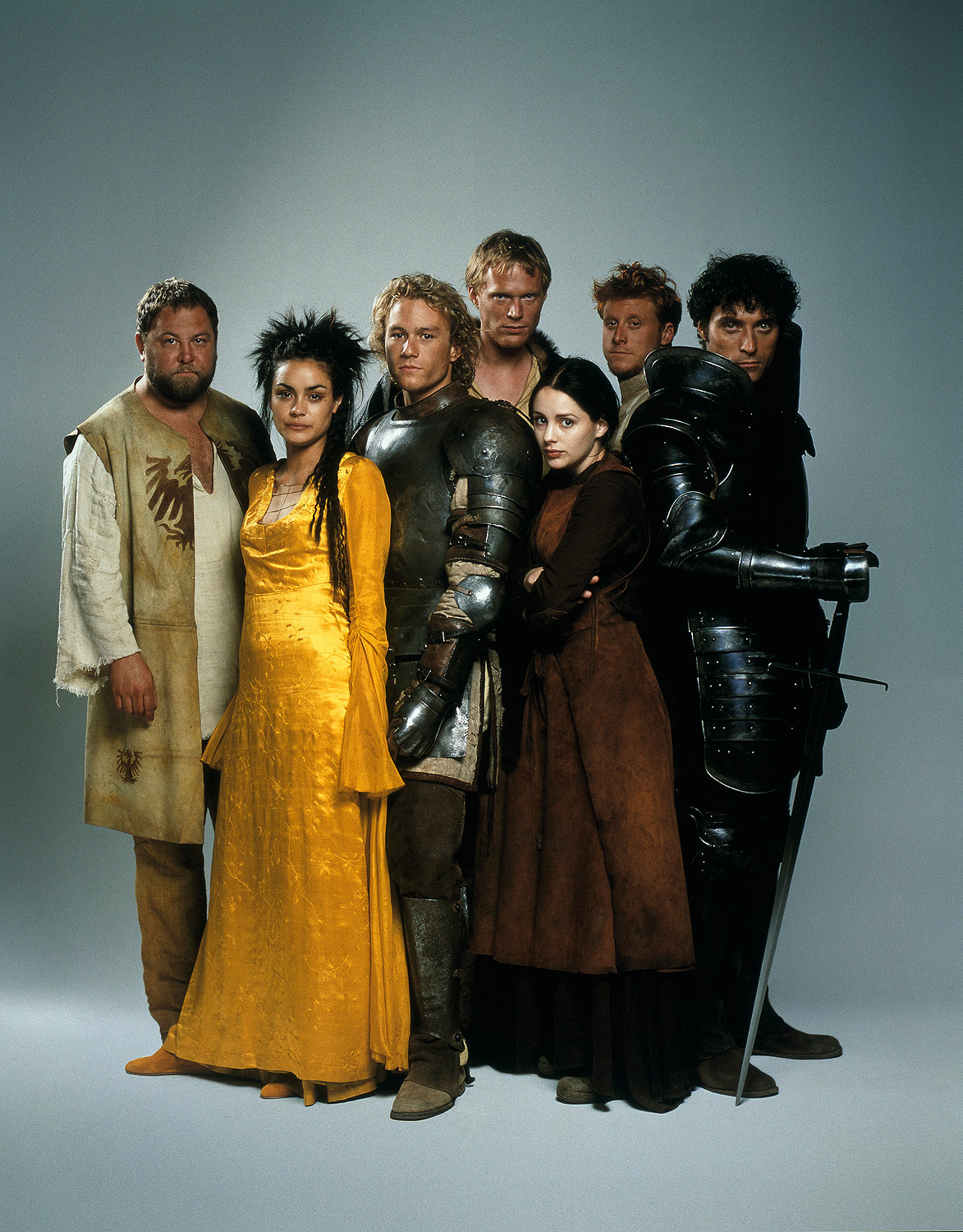 knights tale Parents' review of the movie a knight's tale.