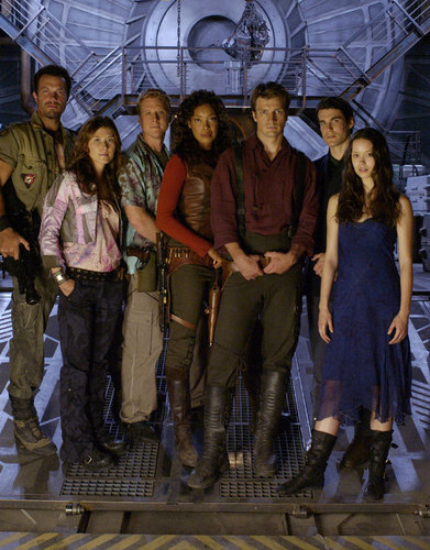 The Cast - firefly Photo