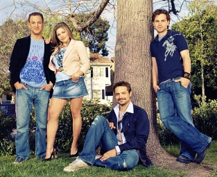 The Cast in 2006