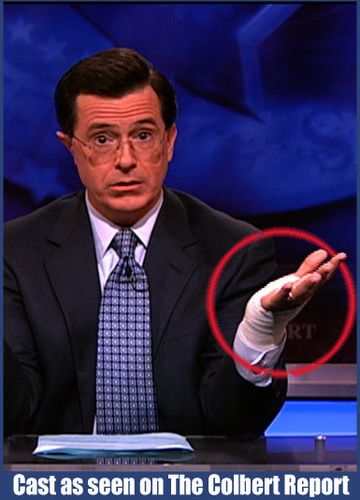 Stephen Colbert wallpaper entitled The Cast
