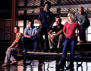 The Cast - veronica-mars Photo