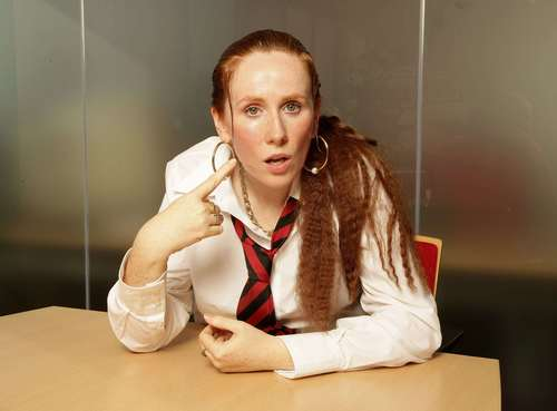 The Catherine Tate 表示する