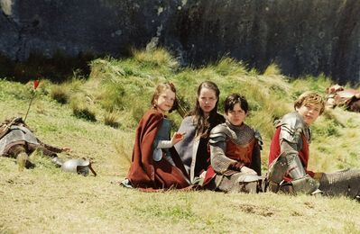 The Chronicles of Narnia: LWW