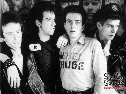 The Clash - the-clash Wallpaper