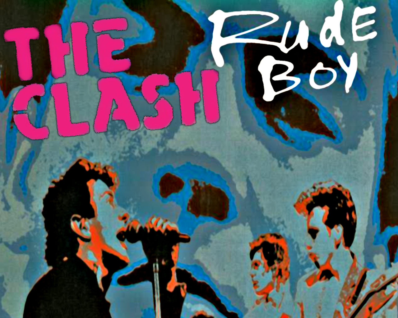 The Clash images The Clash HD wallpaper and background ...