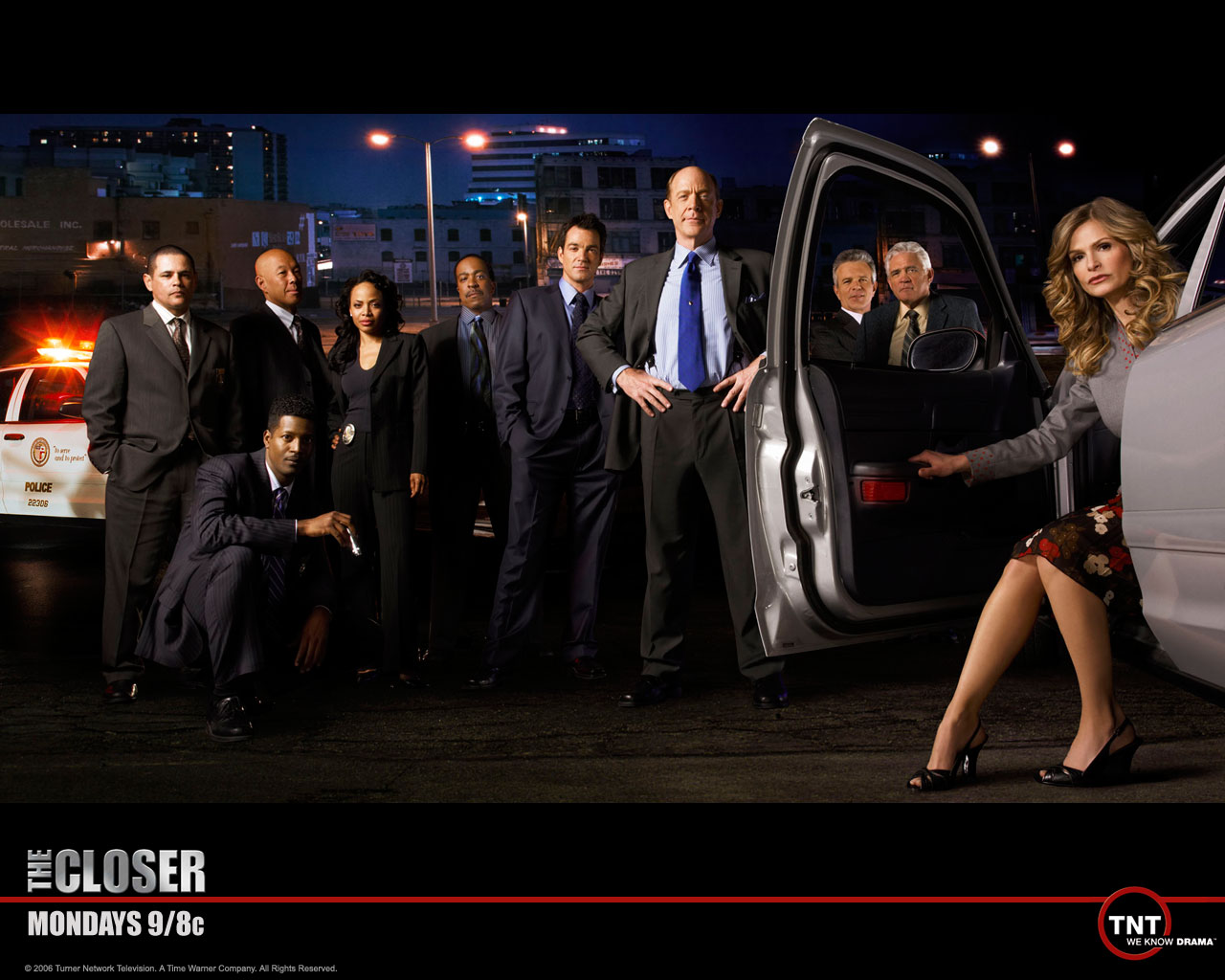 The Closer Cast The Closer Photo 338167 Fanpop