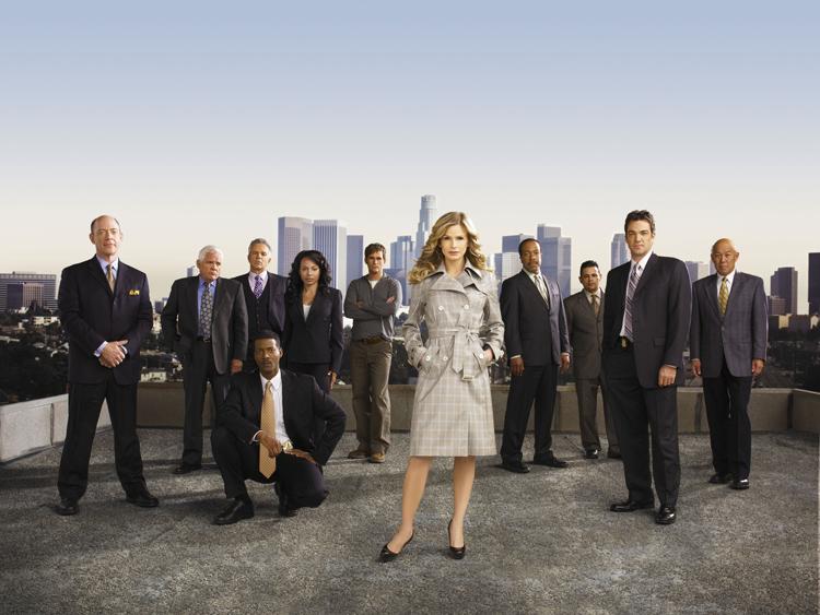 The Closer Cast