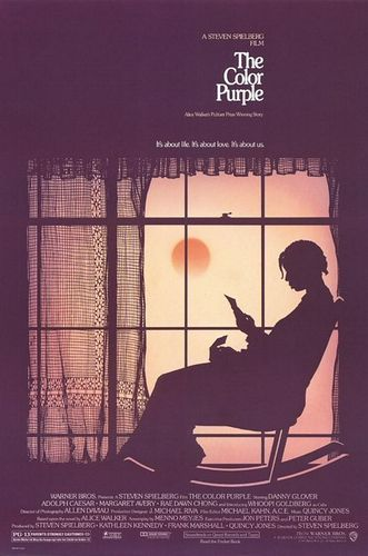 80s Films 바탕화면 titled The Color Purple (1985)