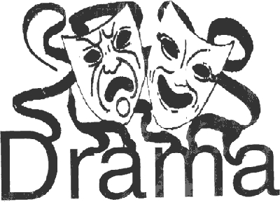 The Comedy and Tragedy Masks - acting Photo