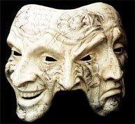 acting images the comedy and tragedy masks photo 204493