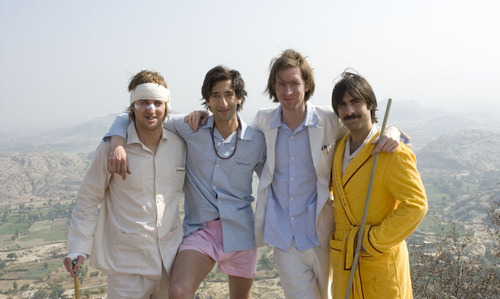 Owen Wilson wallpaper entitled The Darjeeling Limited