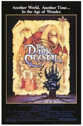 80s Films 바탕화면 called The Dark Crystal (1982)