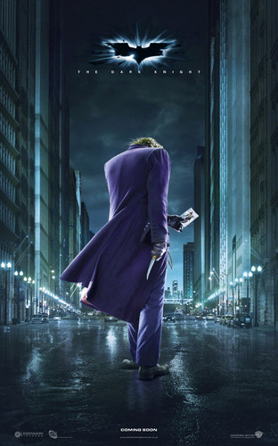 The Dark Knight 'Joker' Poster