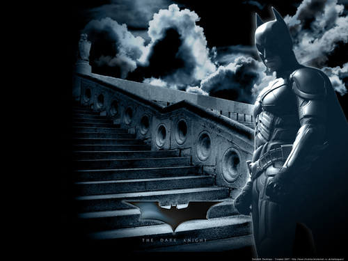 Batman wallpaper entitled The Dark Knight