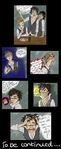 The dag Gryffindor Lost Part 1