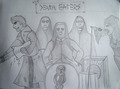The Death Eater's band - death-eaters fan art