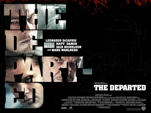 The Departed Обои