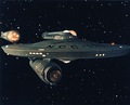 The Enterprise - star-trek photo