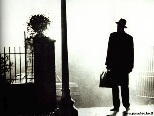 Film horror wallpaper titled The Exorcist