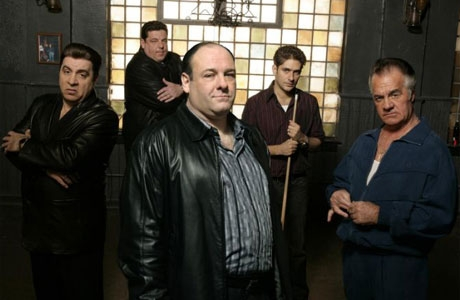 The Sopranos wallpaper called The Family