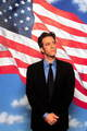 The Flag - the-daily-show photo