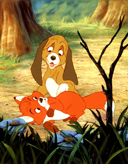 Fox and the Hound & Fox and the Hound 2 August 9 Blu ray Forum