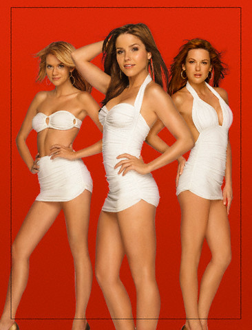 One Tree Hill wallpaper entitled The Girls in MAXIM
