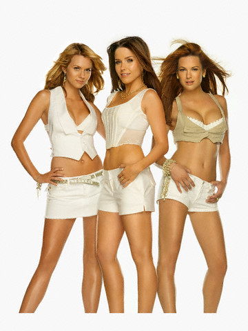 One Tree Hill wallpaper titled The Girls in MAXIM