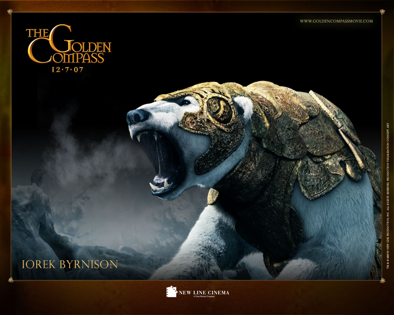 The Golden Compass Upcoming