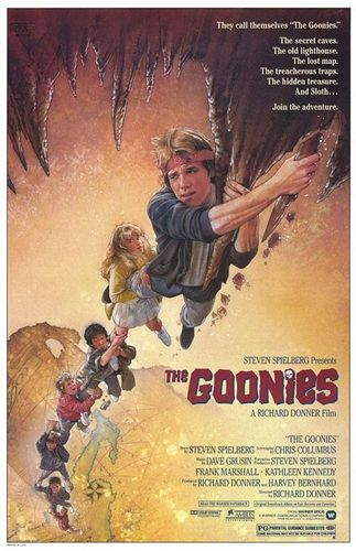 The Goonies Movie Posters