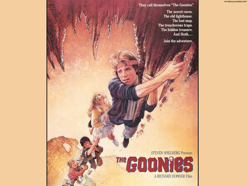 The Goonies wallpaper entitled The Goonies
