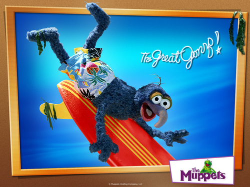 The Great Gonzo - the-muppets Wallpaper