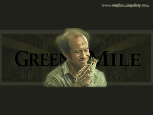 Stephen King वॉलपेपर titled The Green Mile