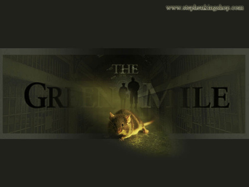 Stephen King वॉलपेपर entitled The Green Mile