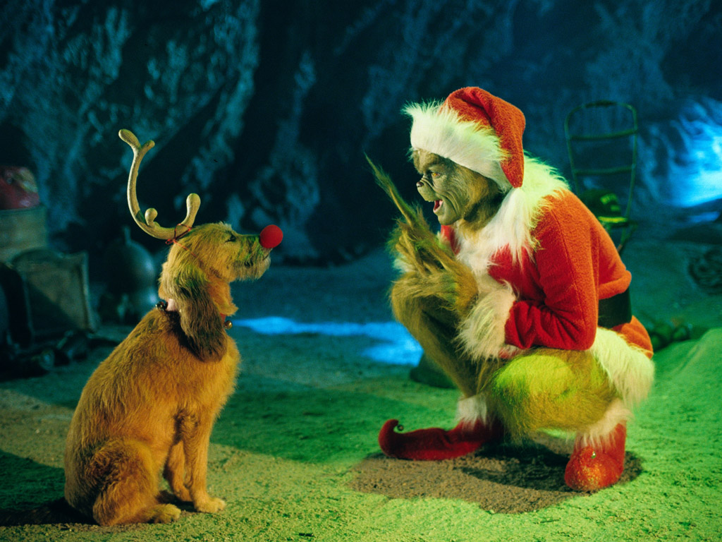 Theme of the day the grinch who stole christmas full movie jim carrey