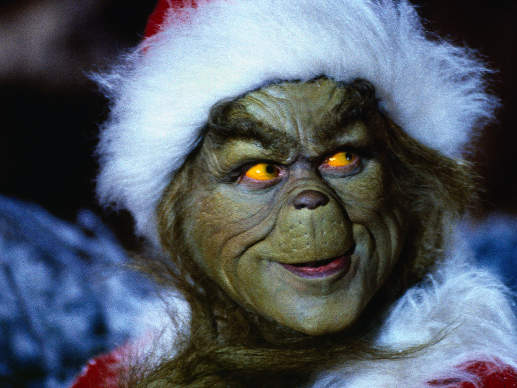 The Grinch - Jim Carrey Wallpaper (141535) - Fanpop