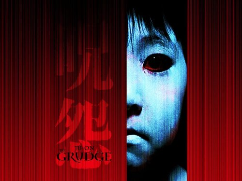 Film horror wallpaper titled The Grudge
