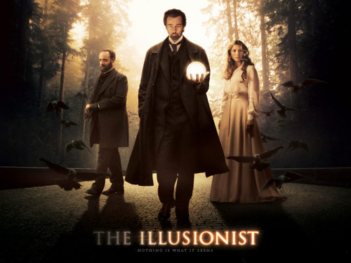 Edward Norton wallpaper called The Illusionist